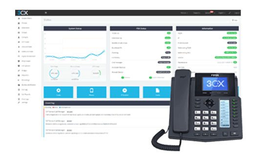 3CX Phone Systems - Dimension Systems Inc