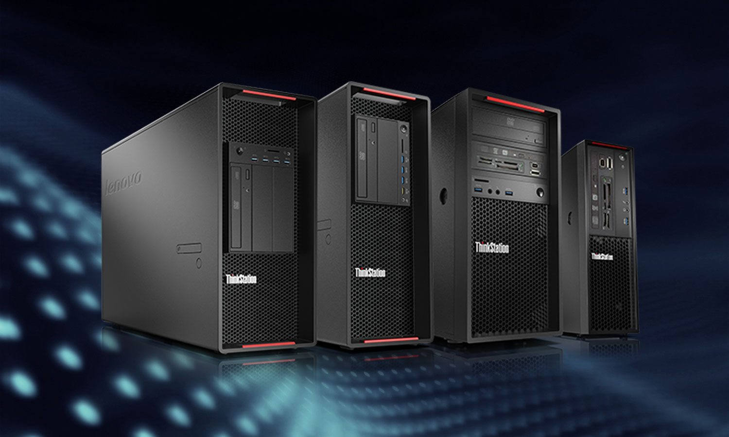 Lenovo Desktop and All-In-Ones: ThinkCentre - Dimension